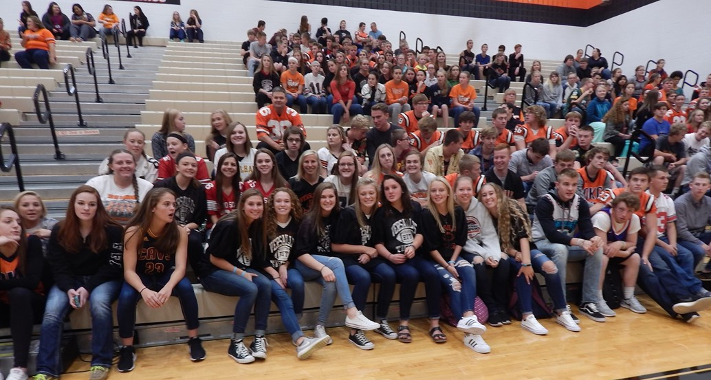 Pep Assembly