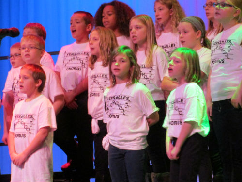 After School Chorus Winter Concert