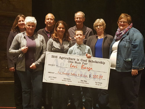 STUDENT GETS A BIG CHECK FOR YOU HIS AGRICULTURAL ESSAY