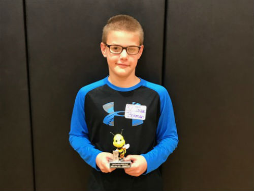 2017 spelling bee champion