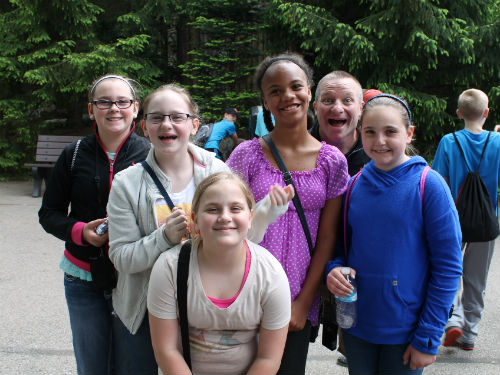 Cincinnati Zoo Trip