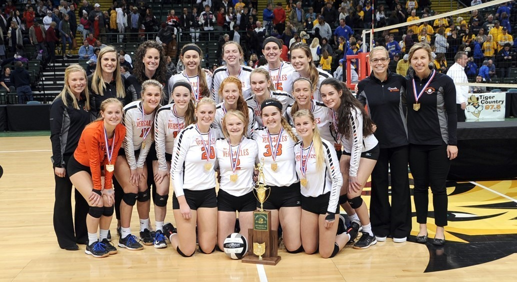 State Volleyball Champs!