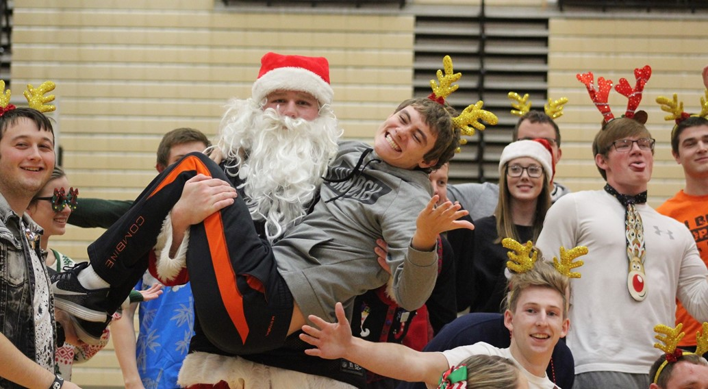 HS Christmas Assembly