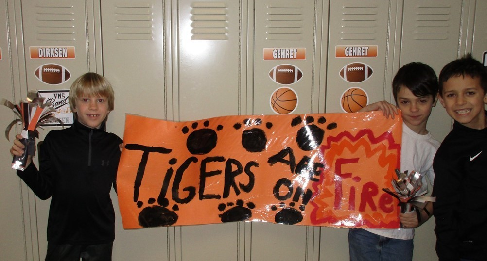 We Love Our Tigers!
