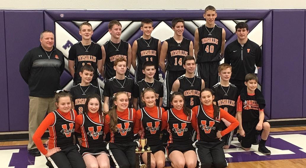 8th grade MAC champs