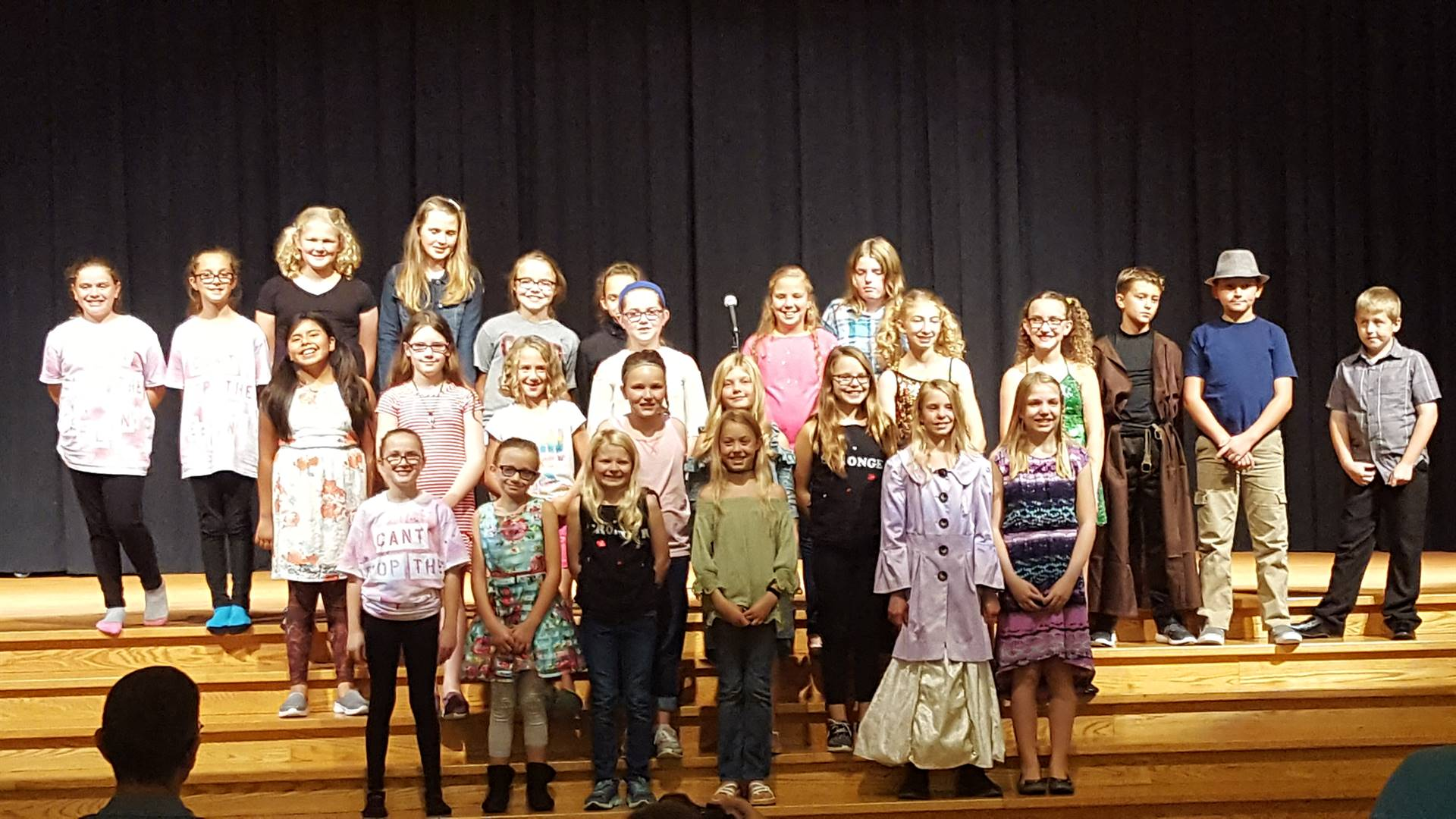 Talent Show Performers