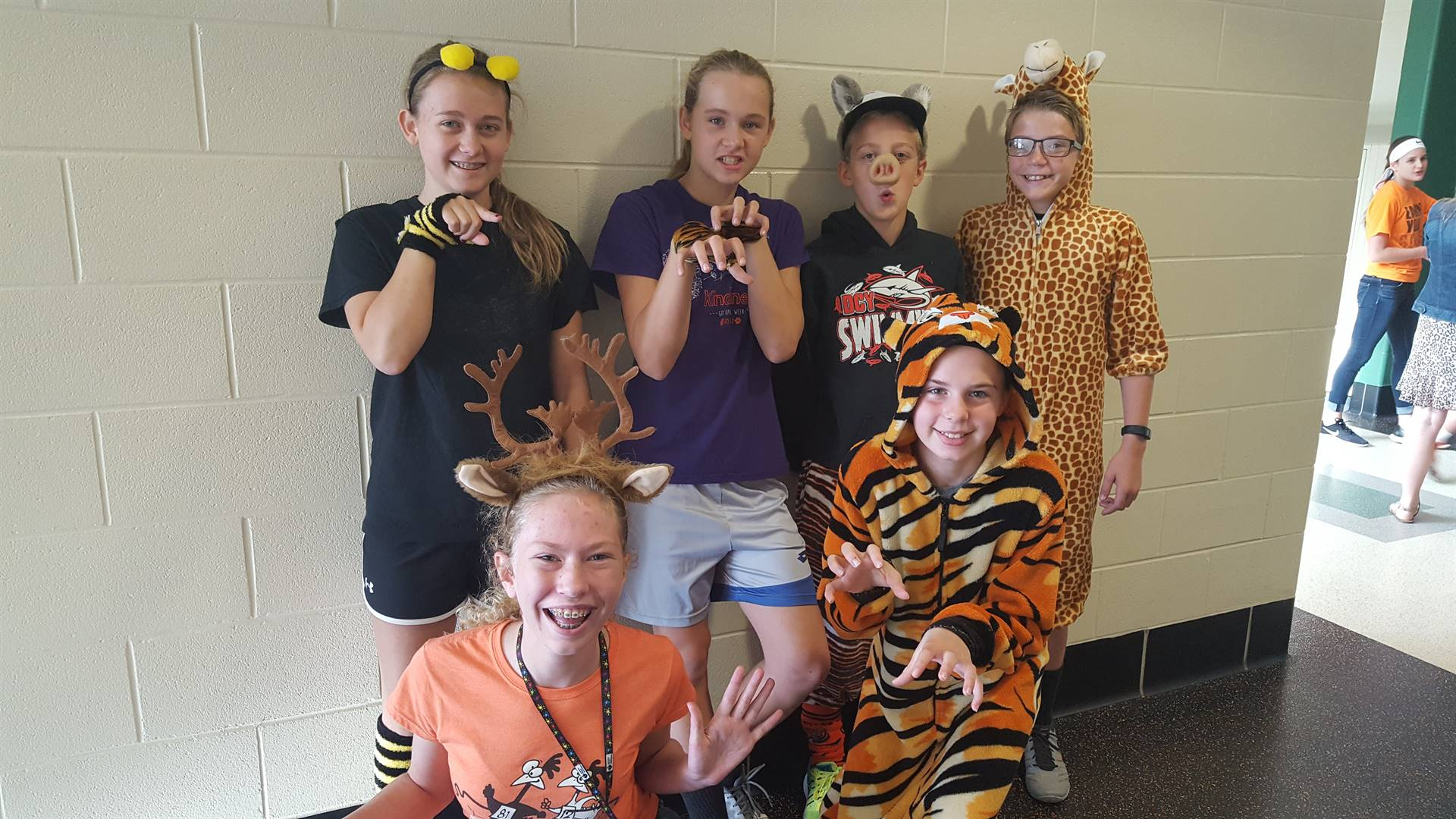 Animal Spirit Day