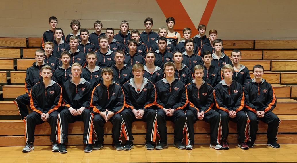 HS Boys Track Team