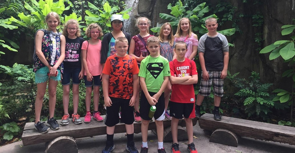 5th grade zoo trip