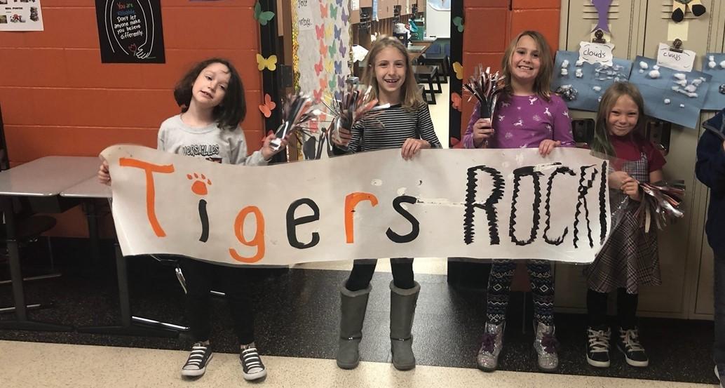 Tigers Rock!