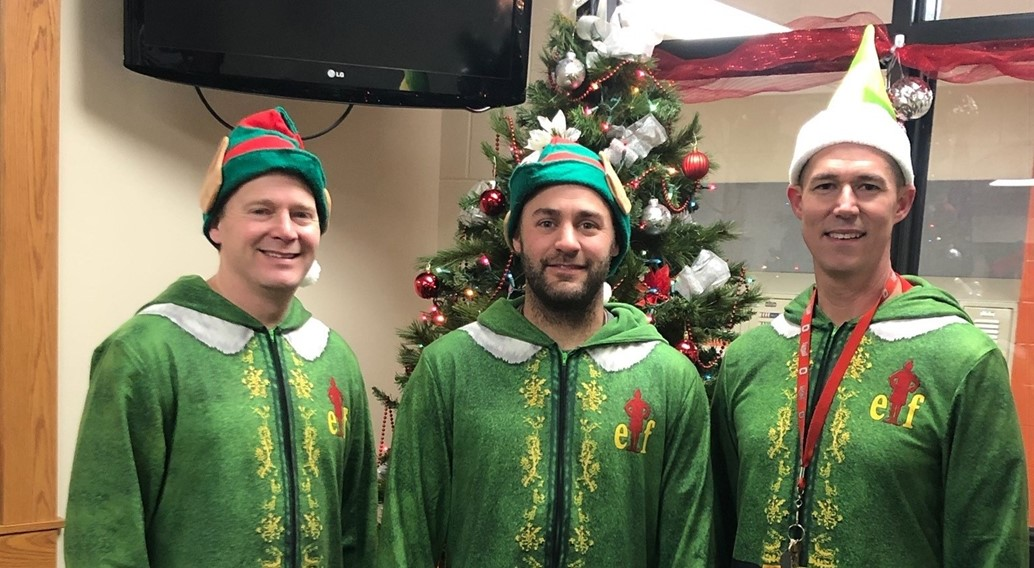 Buddy the Elves!