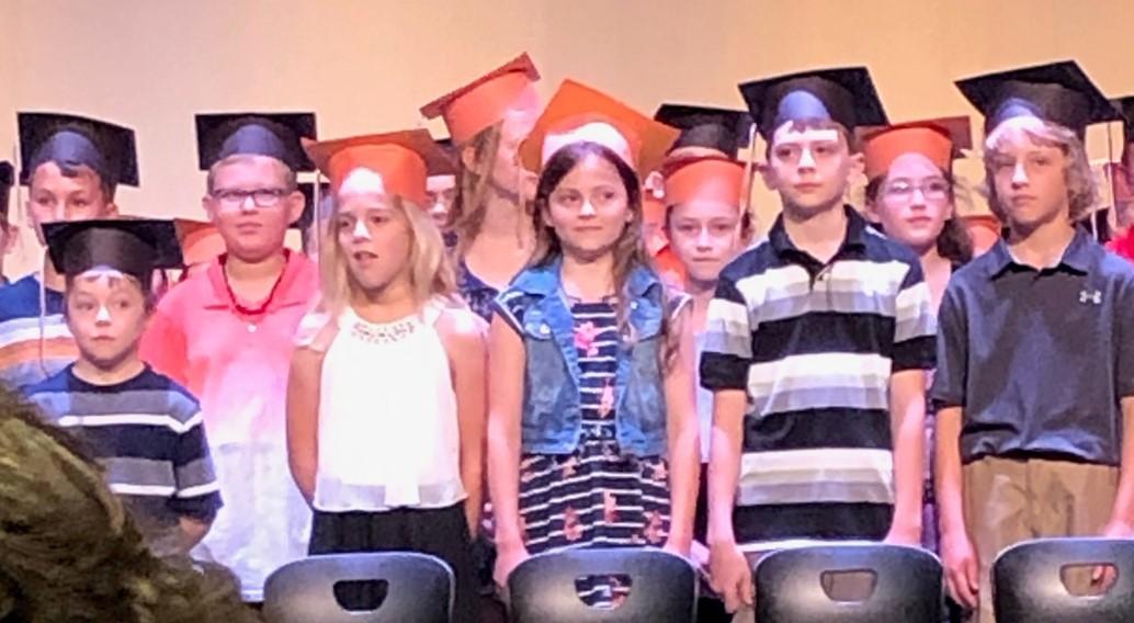 4th Grade Graduation