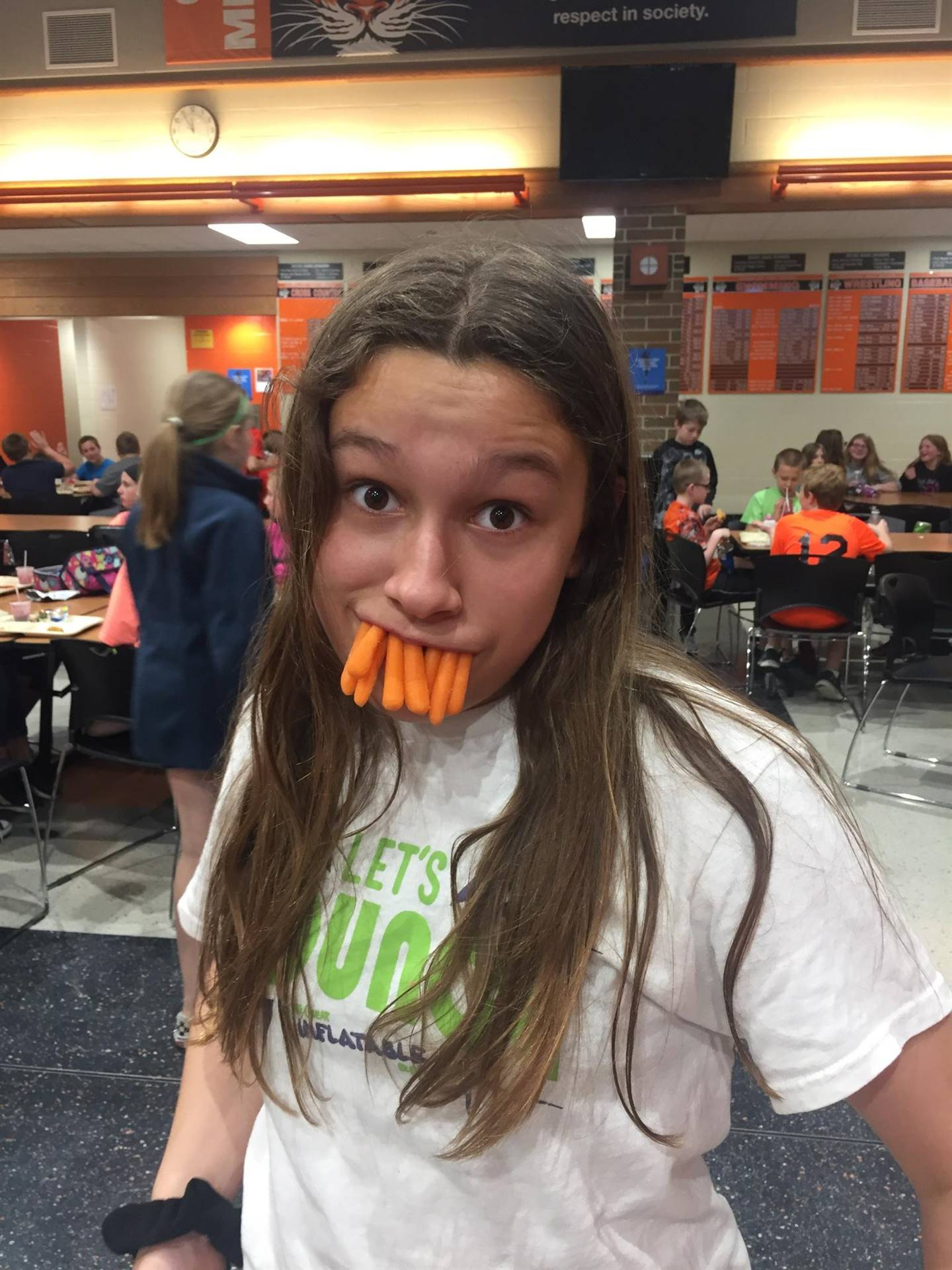 What else does one do with carrots??