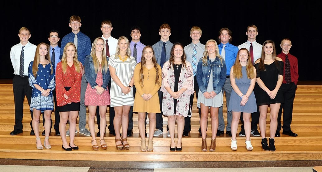 Homecoming Court & Reps