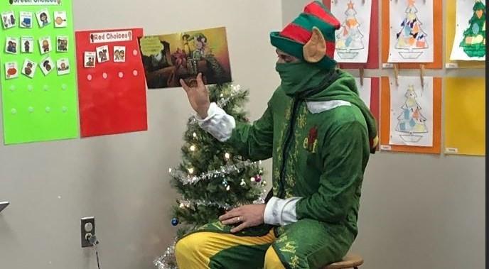 Elf at PK
