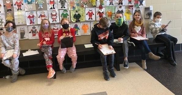 3rd Grade Christmas