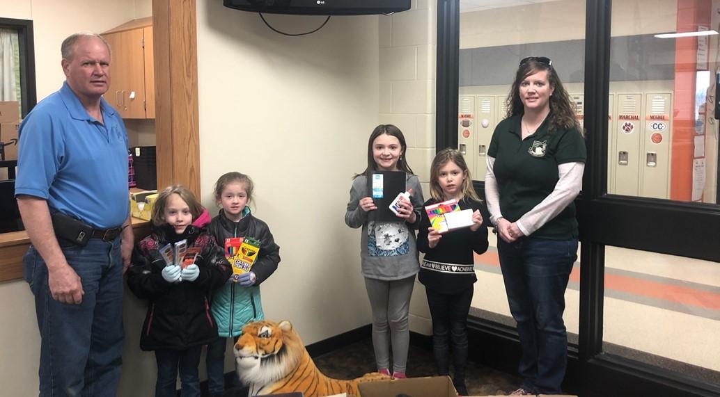 Elk Donation