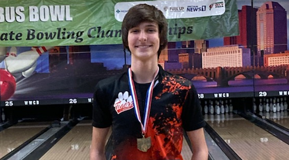 State Bowling Champion