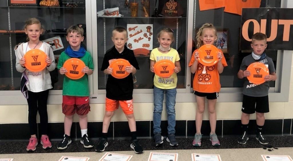 Kindergarten Perfect Attendance
