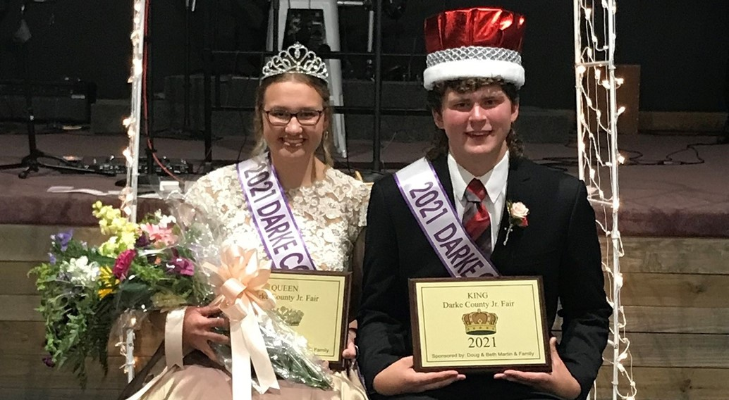 Fair King and Queen